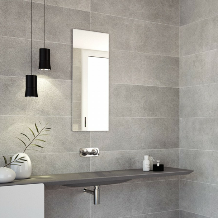 Grey bathroom designs - Badfliesen Und Badideen 70 Coole Ideen Welche In