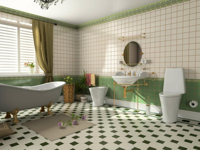 Badfliesen und Badideen - 70 coole Ideen, welche in kleinen ...