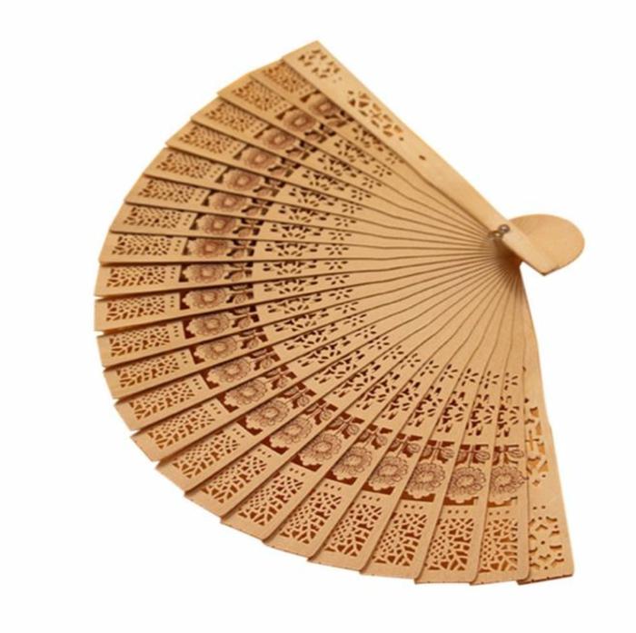 dekoideen dekodeko aus bambus fecher