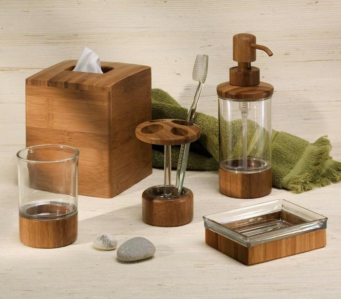 Bambusmöbel und Accessoires bambus deko deko aus bambus wanddeko accessoires badezimmer