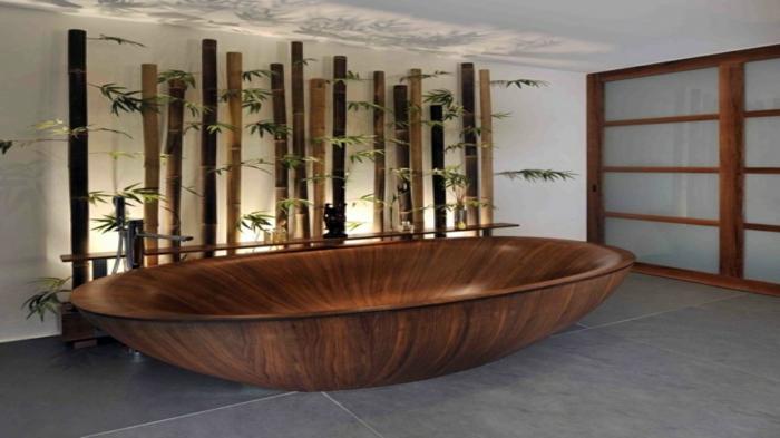 88 bambus deko ideen f r ein fern stliches flair zu hause - Wanddeko bambus ...