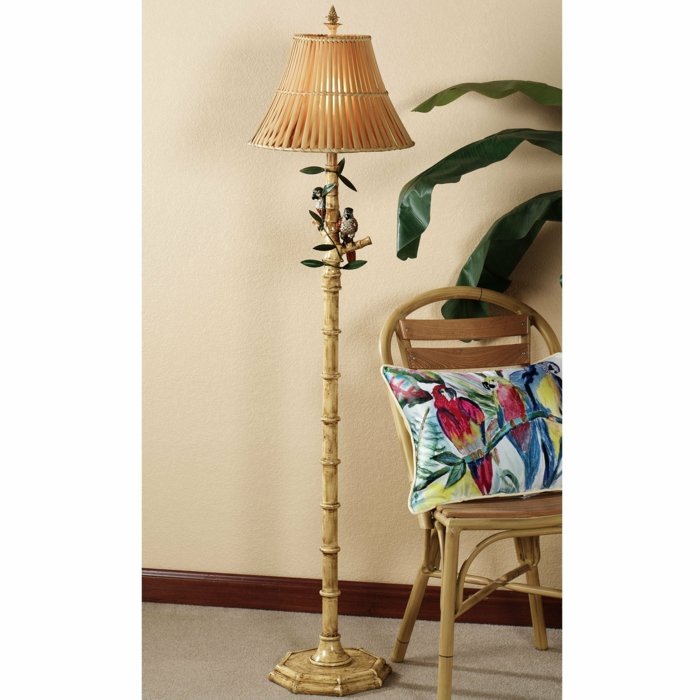 bambus deko 16 luminaries and lanterns to light up your. Black Bedroom Furniture Sets. Home Design Ideas