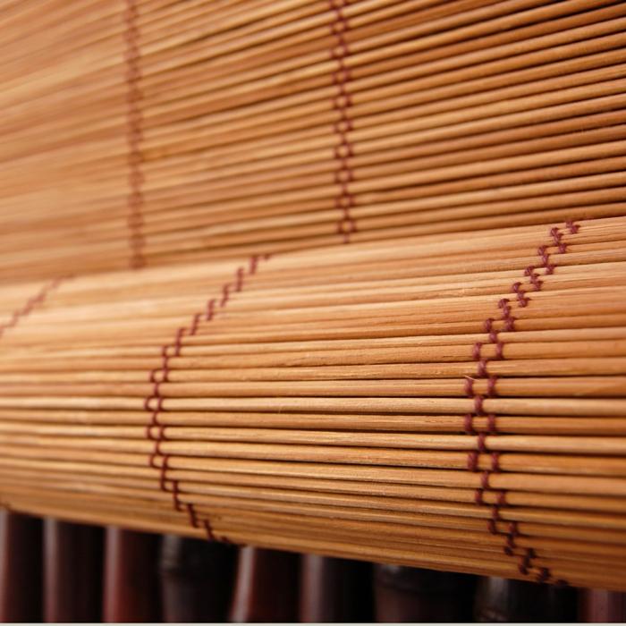 deko ideen deko aus bambus wanddeko windspiel jalousien