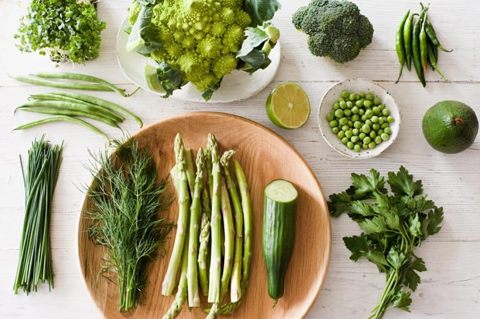 basische ernährung säure basen alkalische nahrung