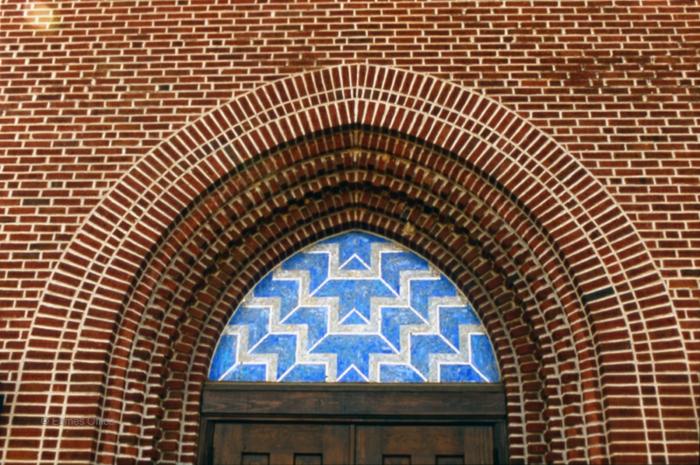 berühmte architekten Charles und Ray Eames architektur St. Mary's Helena in Arkansas