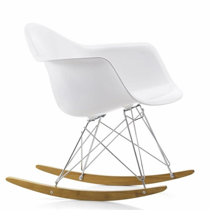 berühmte architekten Charles und Ray Eames schaukelstuhl