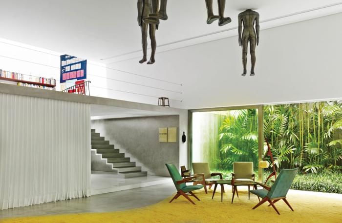 berühmte architekten isay weinfeld lounge haus sao paulo