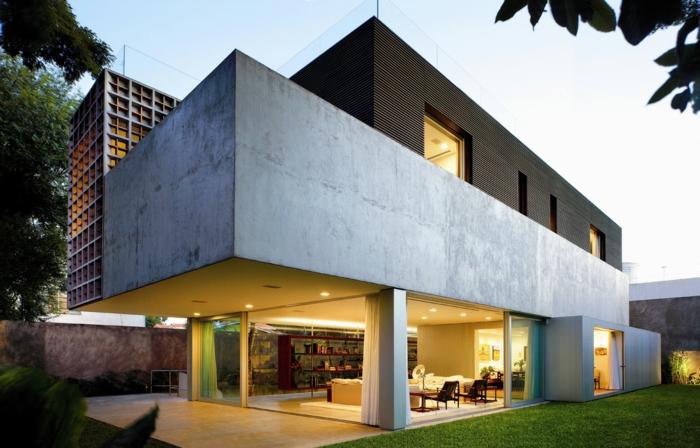 berühmte architekten isay weinfeld residens sao paolo