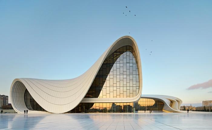 berühmte architekten- hadid golfmedallie britisch architektu preis