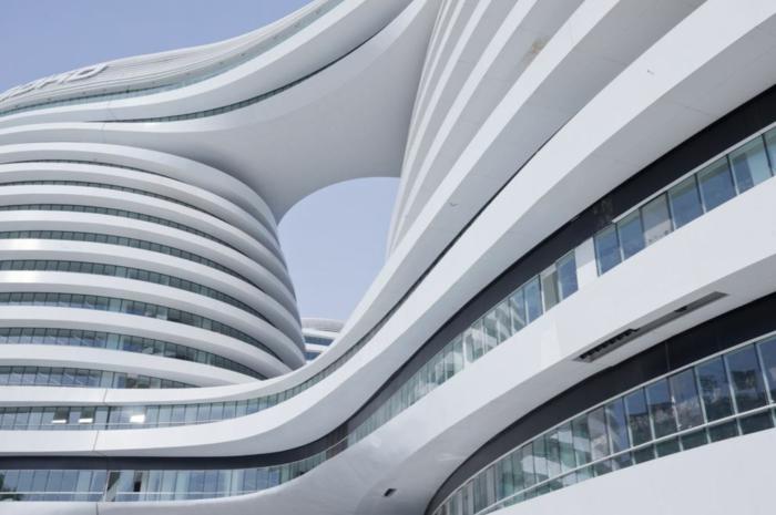 berühmte architekten zaha hadid schuhe gebäude