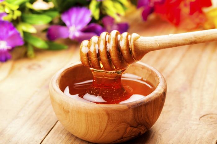 bewusste ernährung tipps honig gesünder zuckerarten