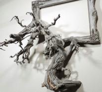 Bilderrahmen selber machen aus künstlerischer Sicht betrachtet