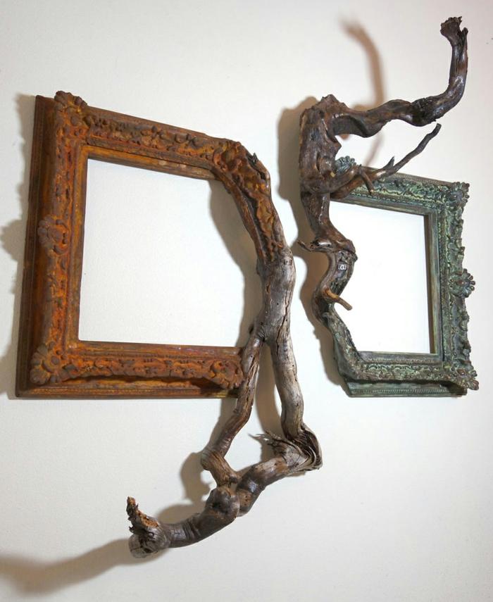Bilderrahmen Selber Machen Aus Kunstlerischer Sicht Betrachtet