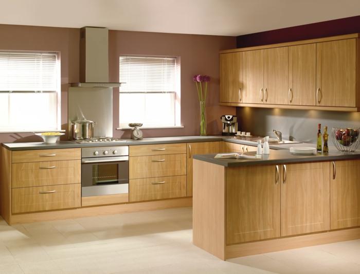 Linoleum Küche mit beste stil für ihr wohnideen