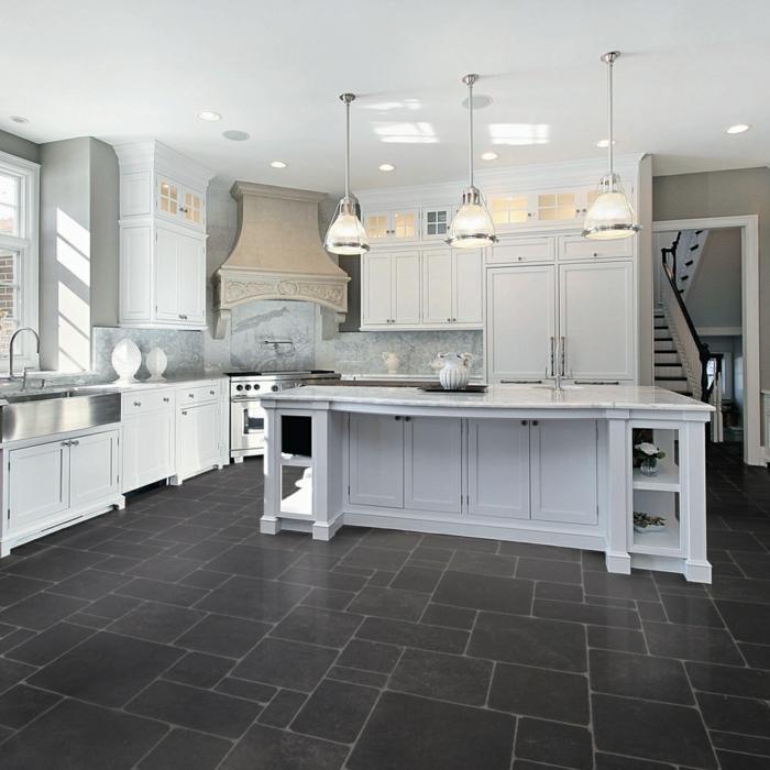 Bodenbelag Küche Vinyl war perfekt design für ihr haus ideen
