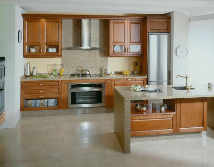 bodenfliesen küche keramische fliesen kücheninsel