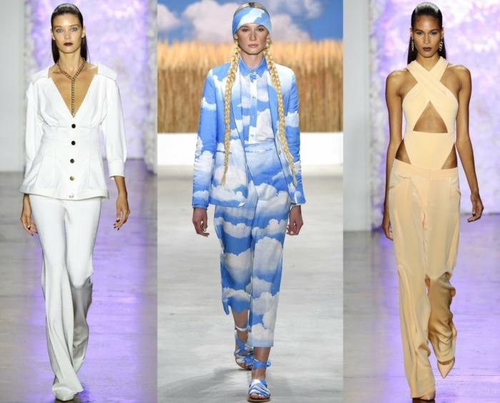 business anzüge damen 2016 fashion tendenzen damenmode sakko oberteil hosen