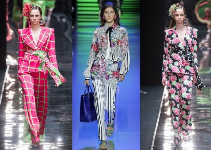business anzüge damen 2016 haute couture frauenmode fashion hosen sakkos