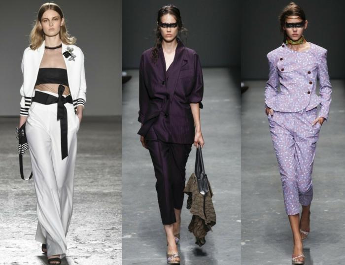 business anzüge damen modetrends frauenmode haute couture
