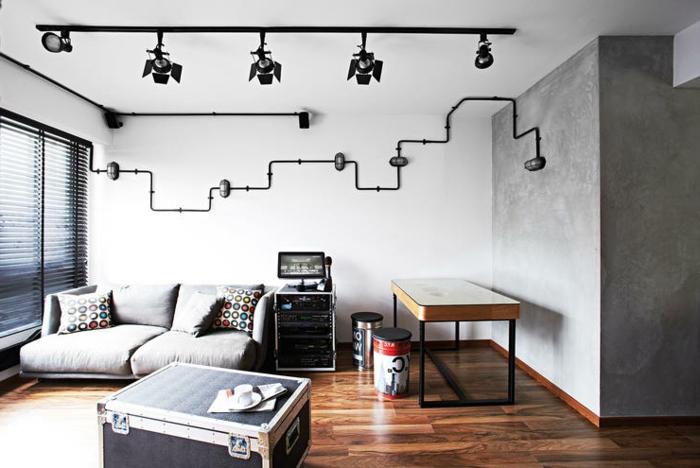 Deckenleuchten spots wohnzimmer - Deckenleuchten spots ideen ...