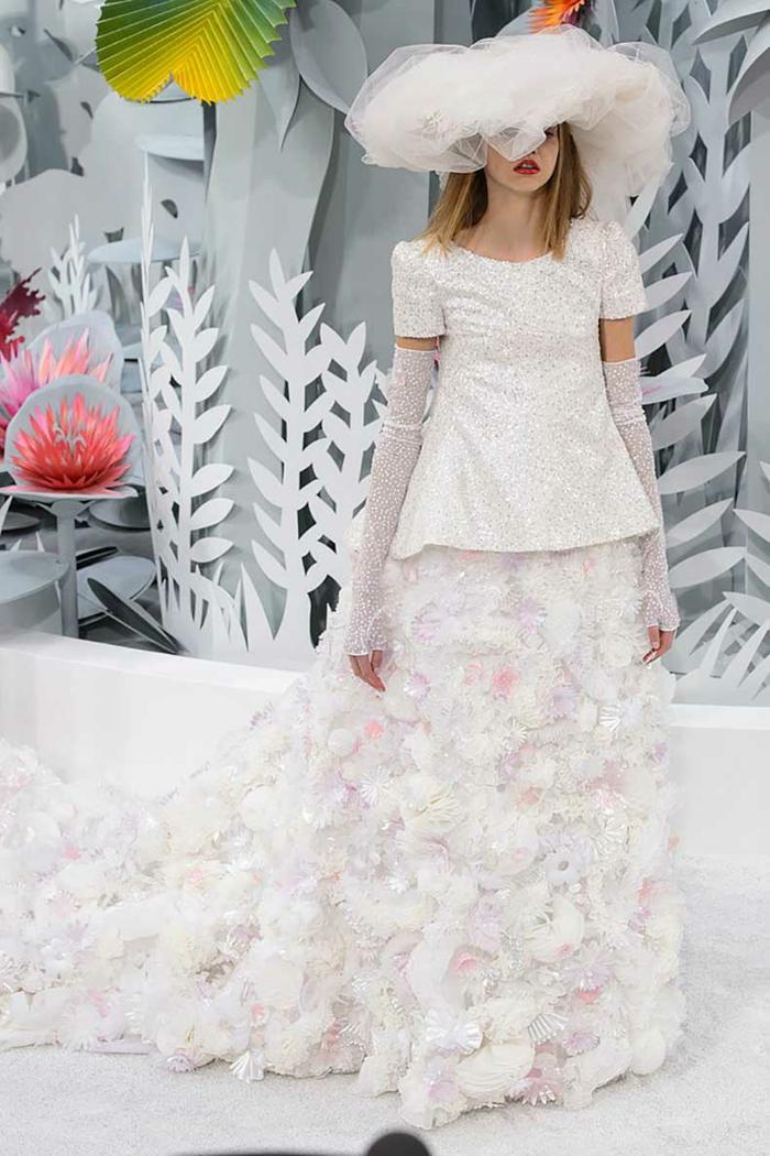 designer brautkleider hochzeitskleid 2015 chanel
