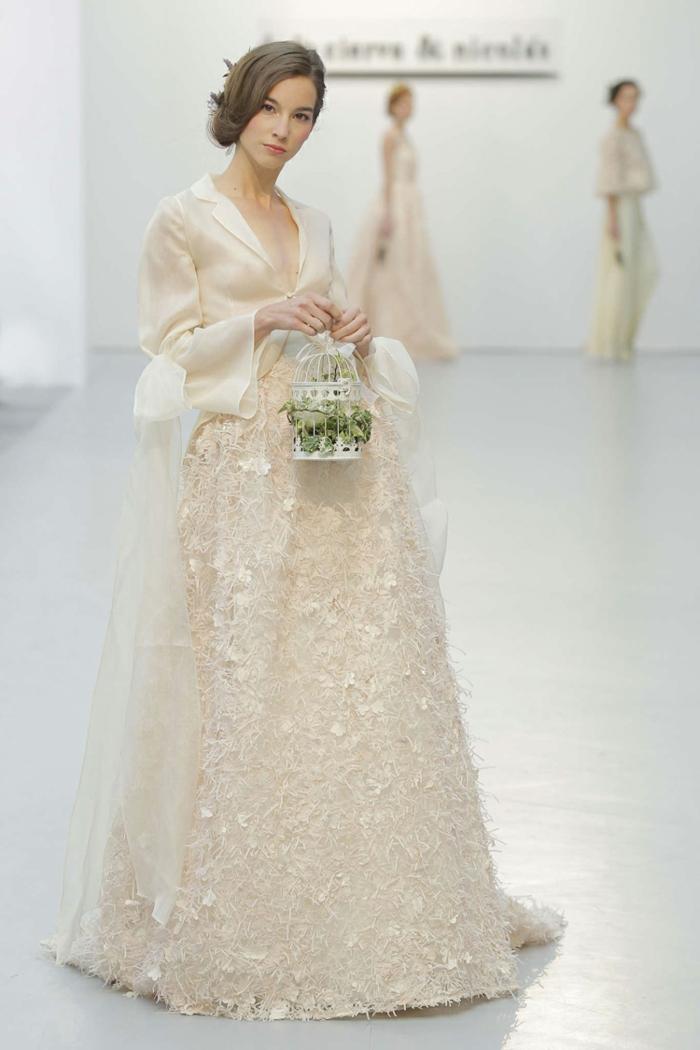 designer brautkleider hochzeitskleid 2016 haute couture cierva nicolas
