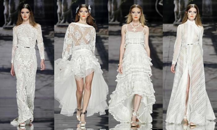 designer brautkleider hochzeitskleid 2016 tendenzen haute couture hochzeit yolanda cristina