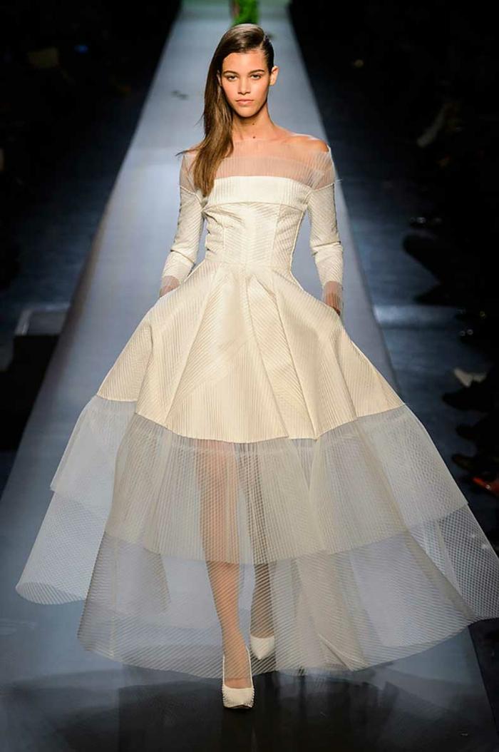 designer brautkleider hochzeitskleid brautmode trends jean paul gaultier