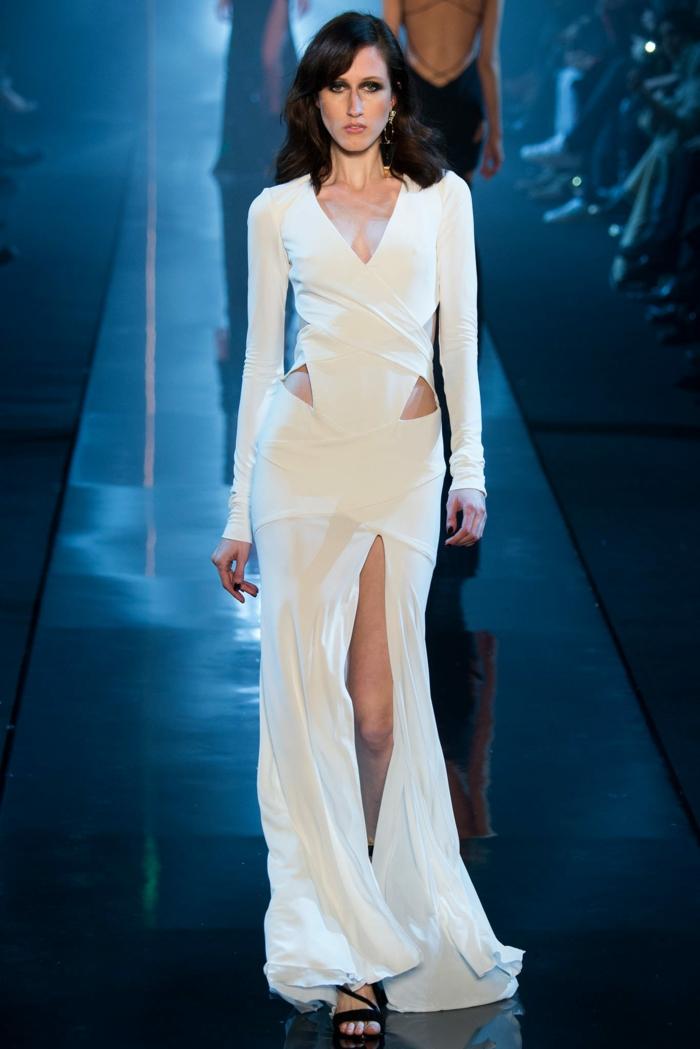 designer brautkleider hochzeitskleid laufsteg 2015 alexander vauthier
