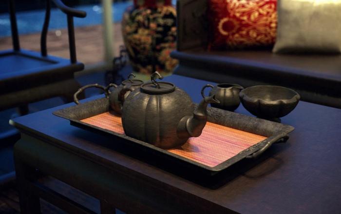 einrichtungsbeispiele raumgestaltung wohnflair asien wohnung einrichten einrichtungs beispiele asien wohnideen mobiliar teeutensilien