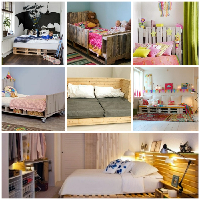 europaletten bett möbel kinderzimmer alternative2