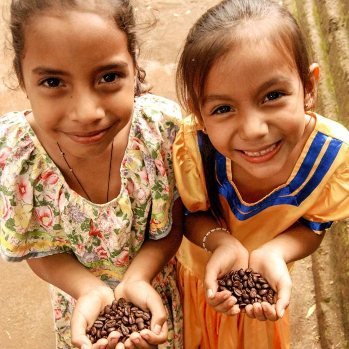 fair trade kaffee bio bohnen kinder ausbildung soziale gerechtigkeit