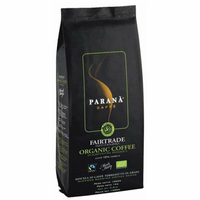 fair trade kaffee bio bohnen parana italienisch casanapoli