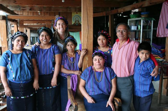 fairtrade produkte einkaufen textilien frauenkooperative guatemala