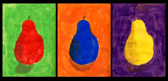 farbgestaltung wohnideen farbkreis complementar