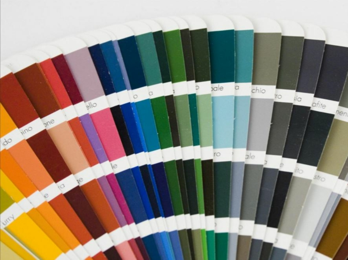 farbgestaltung wohnideen farbkreis panton farben