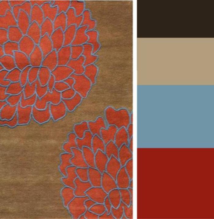 farbgestaltung wohnideen farbkreis panton farbkreis farbkarte