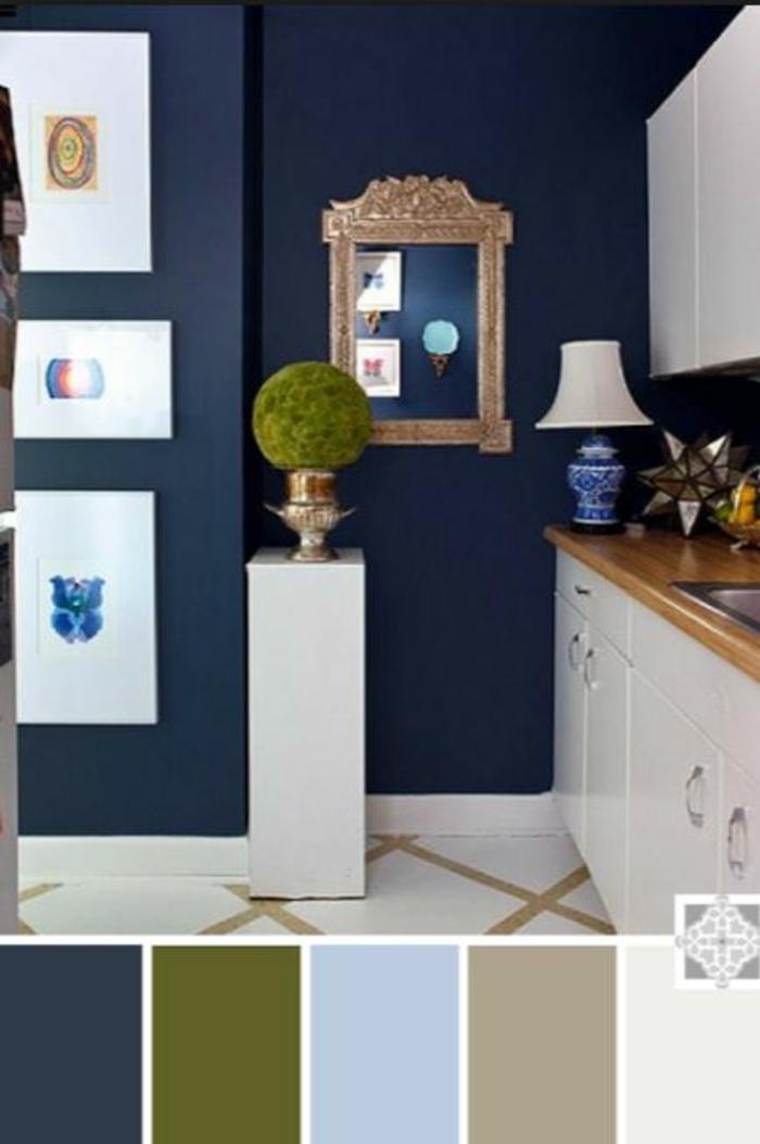 farbgestaltung wohnideen farbkreis panton farbkreis raumgestaltung kobalt