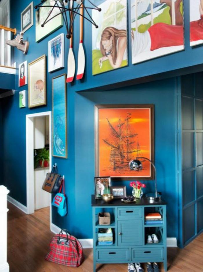farbgestaltung wohnideen farbkreis panton farbkreis raumgestaltung kontrast