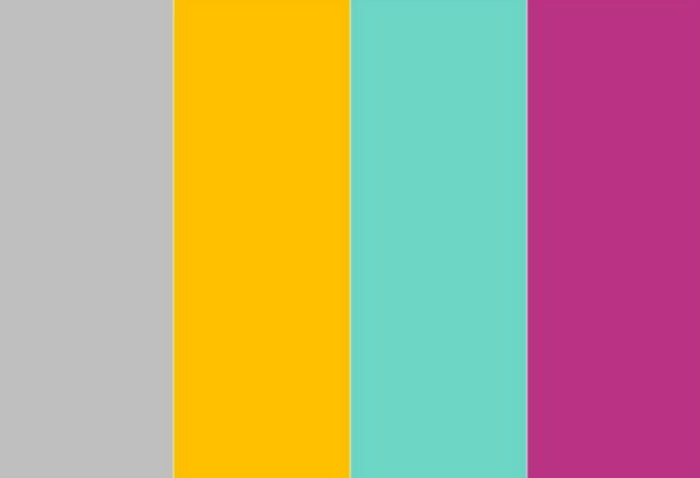 farbgestaltung wohnideen teenage senf speiseeis