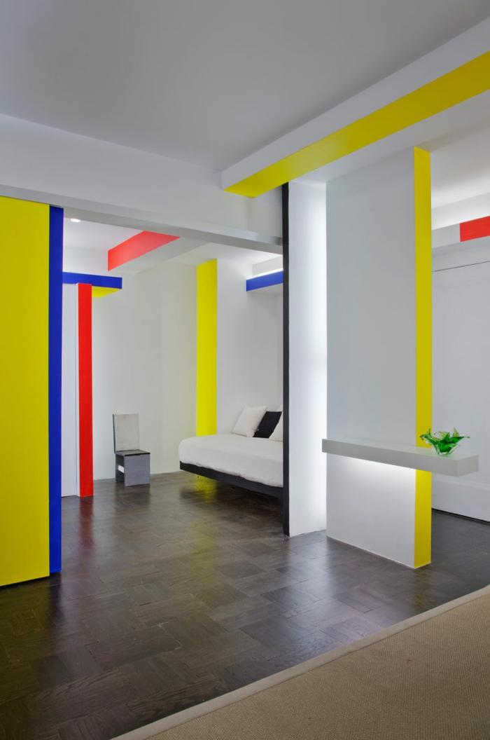Farbgestaltung  101 Beispiele für Farbgestaltung und Farbwirkung im Raum