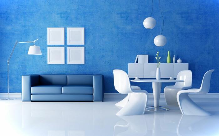 farbgestaltung wohnzimmer wandgestaltung wanddesign tonin ton