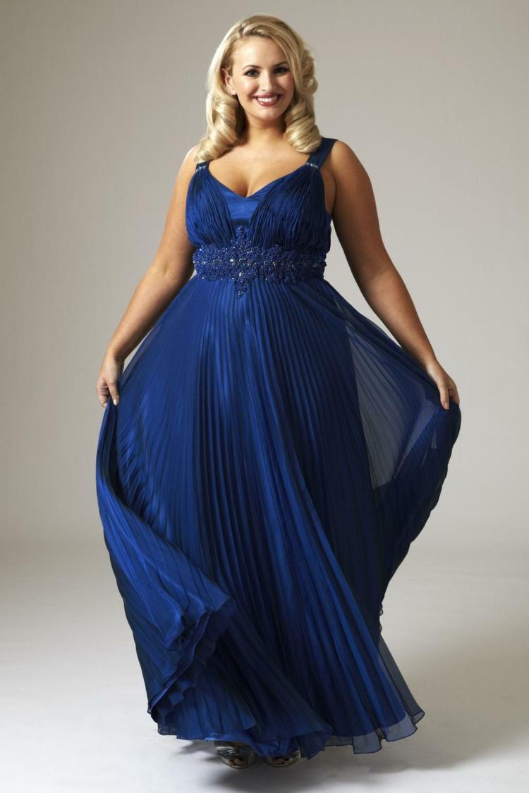 Kurvige Kleider Mode Für GrößenElegante Großen Damen In 5jL4AR