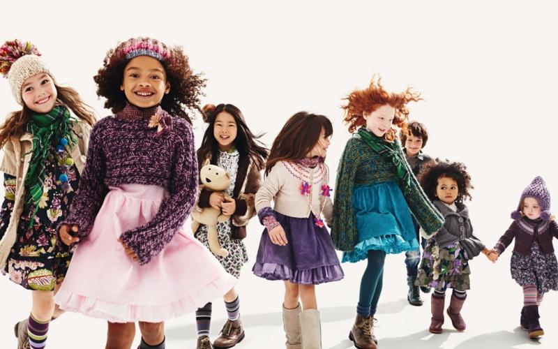 festliche Kindermode Trends 2016 Kinderbekleidung