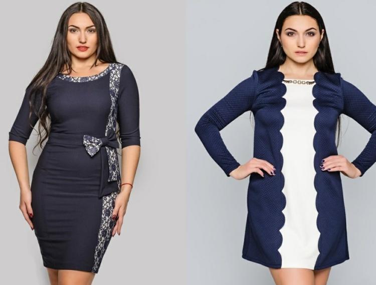 festliche-Kleider-große-Größen-Abendkleid-passende-Modelle