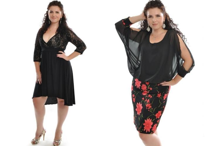 festliche Kleider in großen Größen Damenmode Tipps