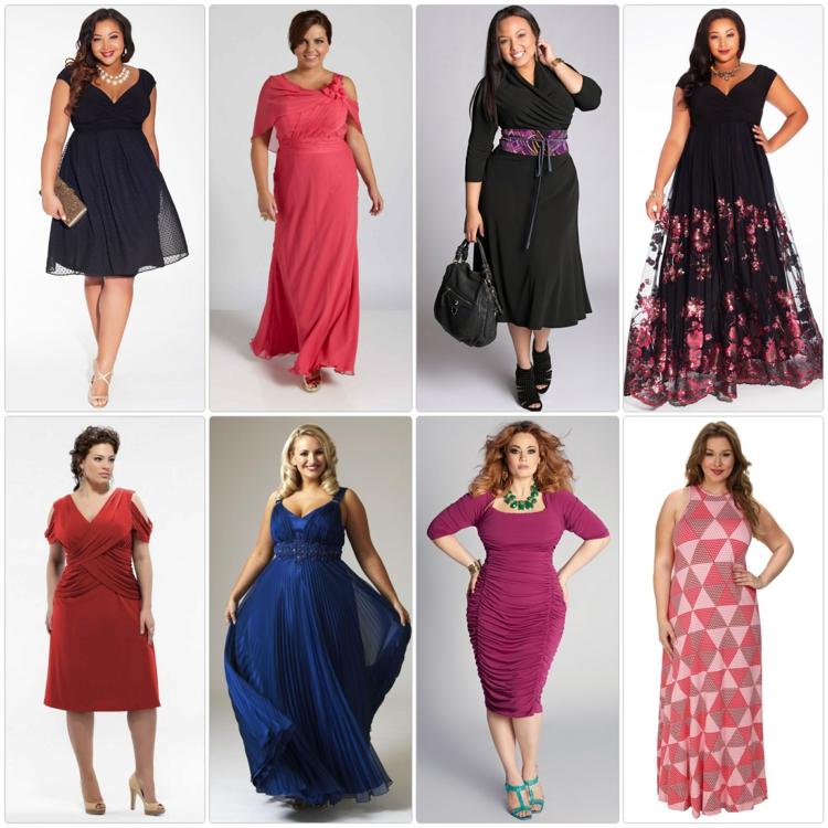 Damenmode2019 Größen mode molligeGroße bei für Elegante hxsrCQtdoB