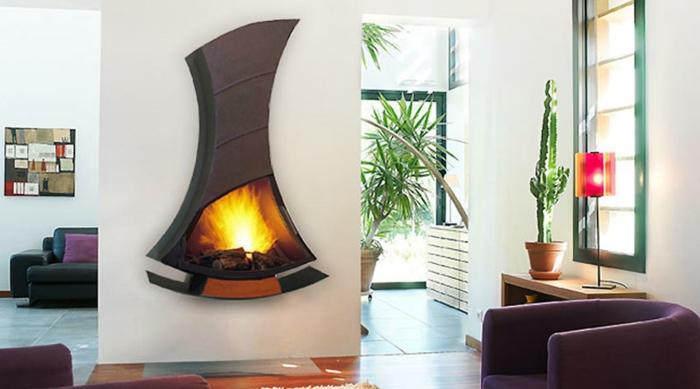 66 fantastische feuerstelle designs zum nachbauen. Black Bedroom Furniture Sets. Home Design Ideas