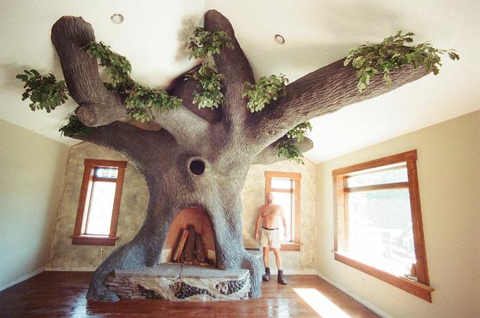chestha | bauen kamin dekor, Wohnzimmer