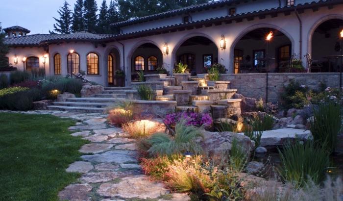 Garten ideen blumen gartenger te for Gartendeko reduziert